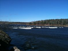 Sturgeon falls Manitoba