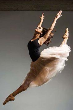 And, something magical...Misty Copeland, photo by Richard Corman, CPI Syndication.