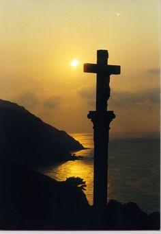 San Andrés de Teixido (La Coruña) - Agosto 2000