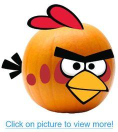 Angry Birds Red Bird Pumpkin Push in Kit (Standard)