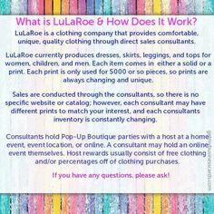 What is LuLaRoe & How Does it Work? Let me help you! - LuLaRoe Jennifer Lynn Perry