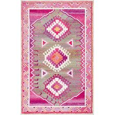 Pretty in pink. Featuring tribal patterns in pink, our Pink Graphic Rug is hand-tufted for a plush, soft feel. The graphic patterns of this cozy rug make any space pop. Plush Area Rugs, Area Rug Sizes, Tribal Patterns, Graphic Patterns, Modern Area Rugs, Pink Rug, Tribal Rug, Geometric Rug, My Escape