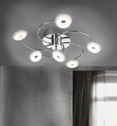 Perfekt Inspiration Wohnzimmerlampen Led Günstig