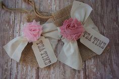tea party favors / bridal shower / tea party / wedding / baby shower/ garden party
