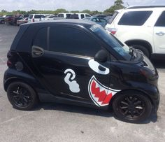 Awesome Smart Car Paint Job