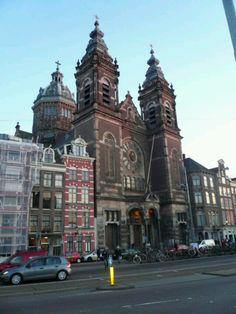 Roman-Catholic Cathedral of Rotterdam