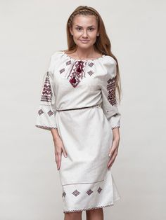 Жіноче плаття М1 – купити ручну роботу по найкращій ціні від ЕтноДім Стиль  Фолк Арт 238be152b3e38