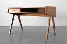 Adore Modern - Schreibtisch von Helmut Magg aus den 50er Jahre