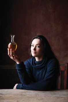Kitty Colchester is a second generation organic farmer who has turned oil into an art form. Nature Extra Virgin Rapeseed Oil is grown on Drumeen Farm, near Urlingford, County Kilkenny. Photo by Barry McCall