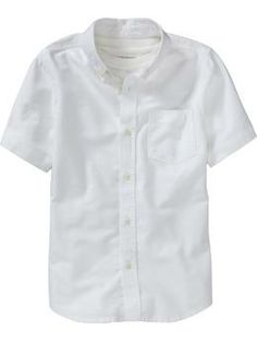 Boys embroidered graphic guayabera shirts old navy for Old navy school shirts
