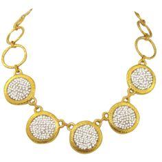 GURHAN Gold Diamond Necklace