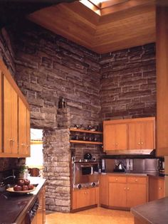 Kentuck Knob Kitchen - Frank Lloyd Wright