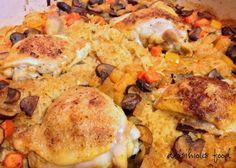 delishious food: Arroz con Pollo
