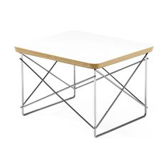 Charles eames pkw wire chair dowel base 1952 httpstore black wire base table in color black keyboard keysfo Images