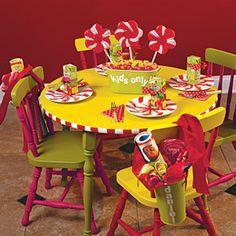 Kid-Friendly Wedding Ideas  | Kids Only Corner | MyRecipes.com
