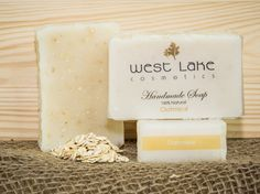 Our Oatmeal soap is light and unscented. Ideal for those with sensitive skin and or dry skin. It moisturizes and gently soothes. Great for babies. Oatmeal Soap, Natural Soaps, Face Cleanser, Dry Skin, Sensitive Skin, Moisturizer, Babies, Homemade, Moisturiser