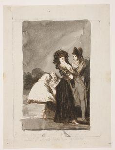 Goya ( Zaragoza, 1746 - Burdeos, Francia, 1828)   _ Sueno 19