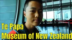 Museum of New Zealand, Te Papa Tongarewa On the second day in Wellington, we went to Te Papa, National museum of New Zealand, and saw the Terracotta Warriors. Central City, Getting Up Early, National Museum, New Zealand, News, Instagram