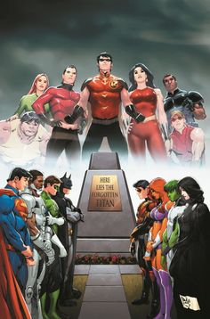 DC To Launch SUPERMAN: LOIS & CLARK, COMING OF THE SUPERMEN, TITANS HUNT and TELOS Titles | Newsarama.com