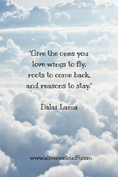 inspirational quote from Dalai Lama