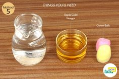ACV for large pores