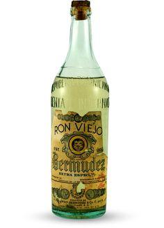 #rum Ron Viejo Bermudez