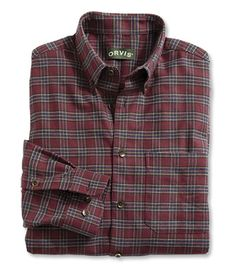 Premium Portuguese fabric gives our luxury plaid flannel shirt its exceptional softness. Mens Flannel Shirt, Plaid Flannel, Picnic Outfits, Mens Fashion, Fashion Outfits, Character Outfits, Check Shirt, Mens Clothing Styles, Long Sleeve Shirts