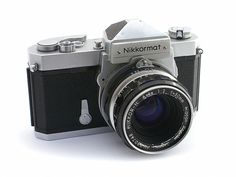 This camera was the third in Nikon's Nikkormat/Nikomat series, introduced in 1967