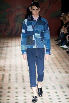 Spring 2015 Menswear - Junya Watanabe