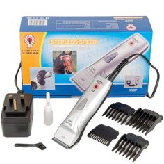 LIVERYMAN P2 VARIBLE SPEED MAINS TRIMMERS SMALL CLIPPERS HORSE DOG