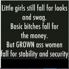 i need a grown woman