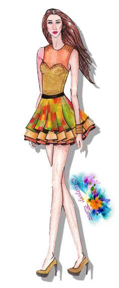 Trabajo Diseño Vestidos