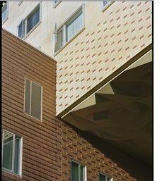 Harvard Graduate Housing - facade 2