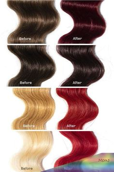 Aug 6, 2019 - Red for Brown Hair is specifically formulated with more warm pigme...#aug #brown #formulated #hair #pigme #red #specifically #warm Golden Brown Hair, Golden Blonde Hair, Platinum Blonde Hair, Light Brown Hair, Dark Brown, Brown Hair Balayage, Blonde Hair With Highlights, Bright Blonde, Brown Hair Shades