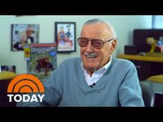 Azorian Media : AzM BLOG: #Comics ( Superheroes ) Stan Lee Has A New Superhero Coming Out Soon   TODAY