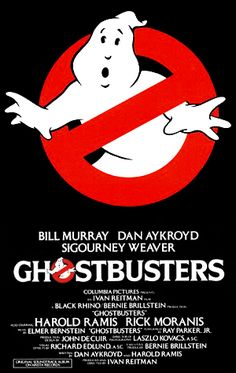"""Who you gonna call?"" was the most asked question in the Summer of 1984 with the release of ""Ghostbusters""."