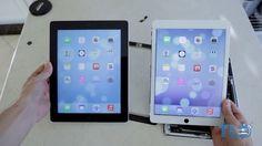 Posible iPad 5 vs iPad 4: Comparativa en Vídeo