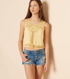 Sayah Womens Fashion Thin Stitching Short-Sleeve Flared V-Neck Playsuit