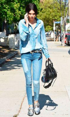 Kendall Jenner cintos