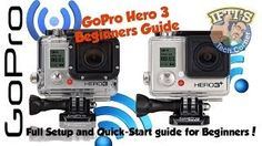 gopro hero 3 guide - YouTube