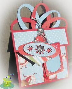 Believe gift card holder