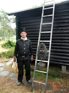 Danish chimney sweep.