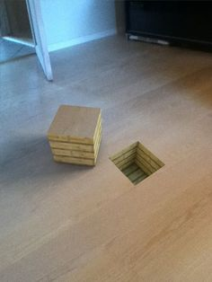 4 Photos Depicting MINECRAFT in Real Life