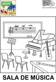 Resultado de imagem para atividades de musicalização infantil para imprimir