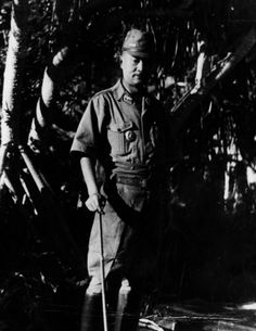 General Tadamichi Kuribayashi, the Japanese Imperial Army commander of the forces that clashed with the Americans on Iwo Jima in 1945. The Americans took control of the island on March 26. (Keystone/Getty Images)