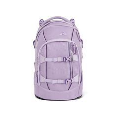 satch pack Sakura Meshy Limited Edition Schulrucksack - werde zum Trendsetter! North Face Backpack, Fashion Backpack, Lavender, Laptop, Packing, Backpacks, Products, Material, Lilac