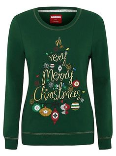 Christmas Tree Light Up Jumper, read reviews and buy online at George at ASDA. Shop from our latest range in Women. Shine like the star at the top of the tre...