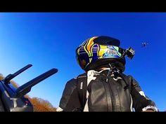 DJI MAVIC PRO Follows a Motorcycle - http://dronewithcamera.store/dji-mavic-pro-follows-a-motorcycle/