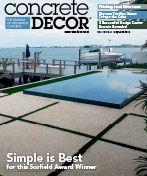 Бетон Декор Журнал | декоративного бетона - CD-