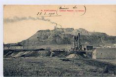 Resultado de imagen de cuadrilla mineros la union
